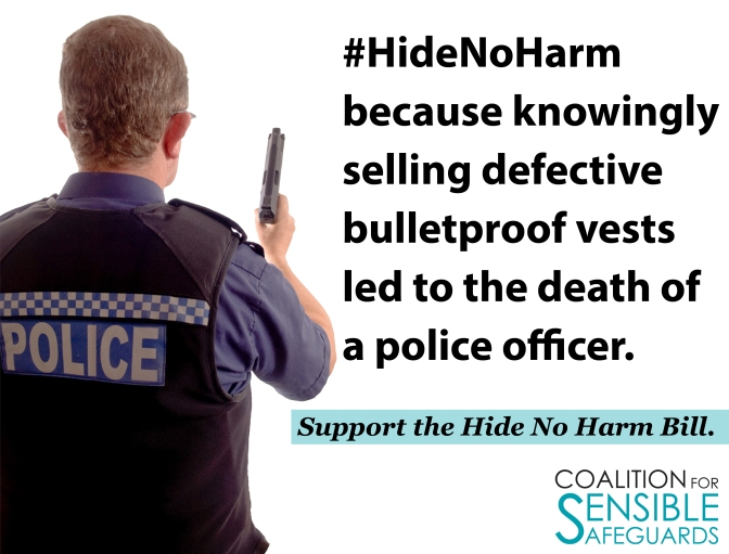 Hide No Harm bullet-proof-vests